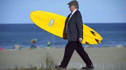 Moustic en surf