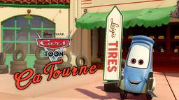 Cars Toon : Ça tourne