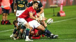 Afrique du Sud / Lions britanniques et irlandais