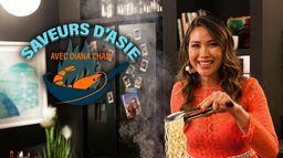 Saveurs d'Asie avec Diana Chan