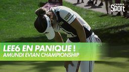 Jeongeun LEE6 n'est plus leader ! - Amundi Evian : Amundi Evian Championship