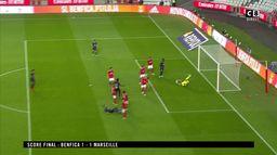 Le Résumé de Benfica - Marseille