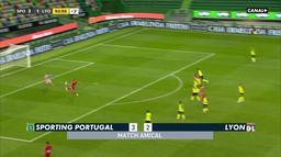 Le résumé de Sporting Portugal - Olympique Lyonnais : Match Amical