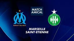 Foot : Olympique de Marseille, matches amicaux