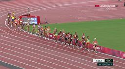 Athlétisme : 9e jour