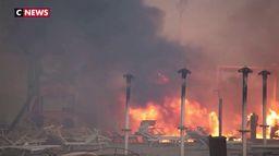 La Sicile est dévorée par les incendies