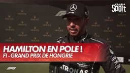 Hamilton domine - GP de Hongrie
