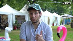 Vianney en toute intimité au Brive Festival