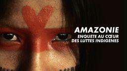 Amazonie - Enquête au coeur des luttes indigènes