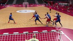 Handball: Jeux olympiques à Tokyo, Japon