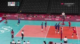 VOLLEYBALL: Jeux olympiques à Tokyo, Japon