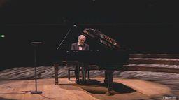 Récital Nicholas Angelich, Bach/Bu