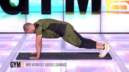 Mohamed : mhd workout abdos/gainage