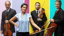 Villa-Lobos - Quatuor à corde...