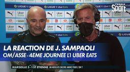 La réaction de Jorge Sampaoli après OM/ASSE