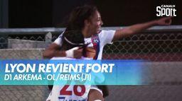 Le résumé de Lyon / Reims