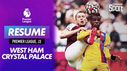 Le résumé de West Ham / Crystal Palace