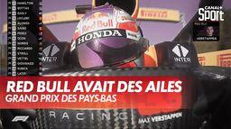 Magnifique victoire de Max Verstappen