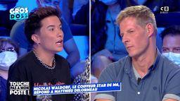 Matthieu Delormeau très critiqué après ses propos sur Bilal Hassani