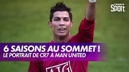 Cristiano Ronaldo, de l'adolescent au Ballon d'or