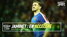 Melvyn Jaminet : En accéléré