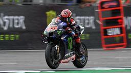 Essais libres 1 des Moto GP
