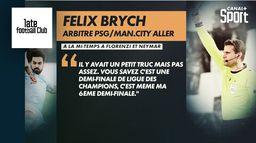 L'arbitrage en Ligue des Champions par Tony Chapron