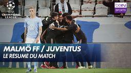 Resumé de Malmö FF / Juventus Turin