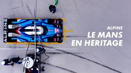 Alpine, le Mans en héritage