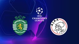 Sporting Club Portugal / Ajax Amsterdam