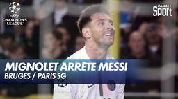 Messi bute sur Mignolet