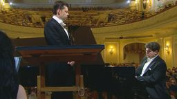 Tchaïkovski à Moscou : Julian Rachlin & Denis Matsuev