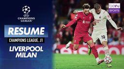 Le résumé de Liverpool / AC Milan