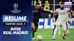 Le résumé de Inter Milan / Real Madrid