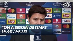 La réaction de Mauricio Pochettino - Champions League