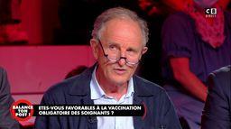 """Jean-Paul Hamon, médecin, revient sur la vaccination obligatoire des soignants : """"Je les supplie"""""""