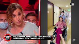 """""""Je vis une aventure magique"""" : Olivia Ciappa, transgenre, revient sur son parcours"""