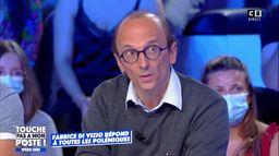 Arrêt de TPMP, salaire, harcèlement judiciaire : Fabrice Di Vizio répond aux polémiques
