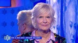 Dos à dos avec Josiane Balasko