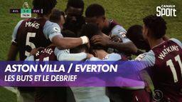 Aston Villa s'impose à domicile (3-0) - Premier League (J5)