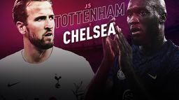 Les buts de Tottenham / Chelsea - J5 Premier League