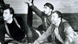 Les hommes de la mer