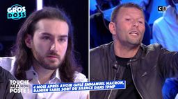 """""""Tu es un bouffon !"""" : Raymond s'indigne contre l'homme qui a giflé Emmanuel Macron"""