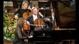 Hélène Grimaud interprète le Concerto pour piano n° 4, de Beethoven