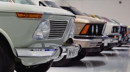 BMW : Une marque de légende
