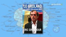 Promo livre Grommour - Groland - CANAL+