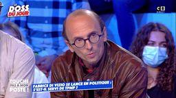 Fabrice Di Vizio annonce se lancer en politique !