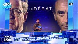 Jean-Luc Mélenchon explique pourquoi il a accepté le débat avec Eric Zemmour