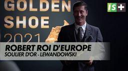 Robert Lewandowski, Roi d'Europe