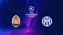 Chakhtior Donetsk / Inter Milan